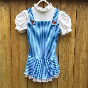 "Other - Wizard Of Oz ""Dorothy"" Ice/Figure Skating Dress"